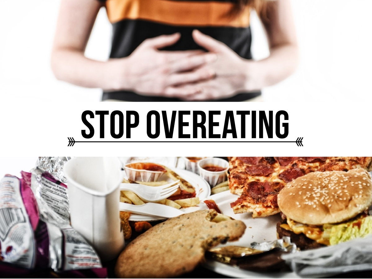 Ways To Prevent Overeating   SMT Lifestyle.